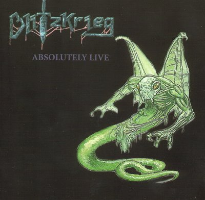 Blitzkrieg - Absolutely Live