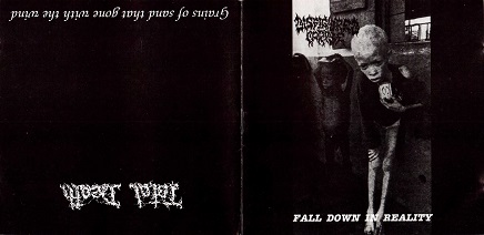 Disfigured Corpse / Total Death - Fall Down in Reality / Grains of Sand That Gone with the Wind