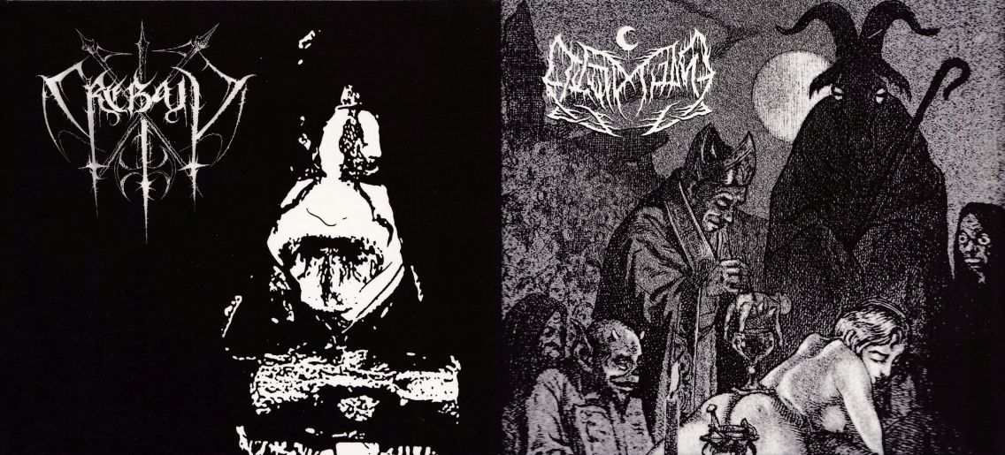 Crebain / Leviathan - Crebain / Leviathan