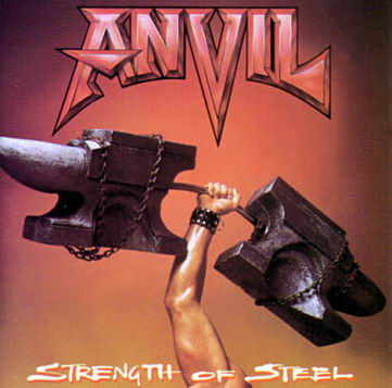Anvil — Strength of Steel (1987)