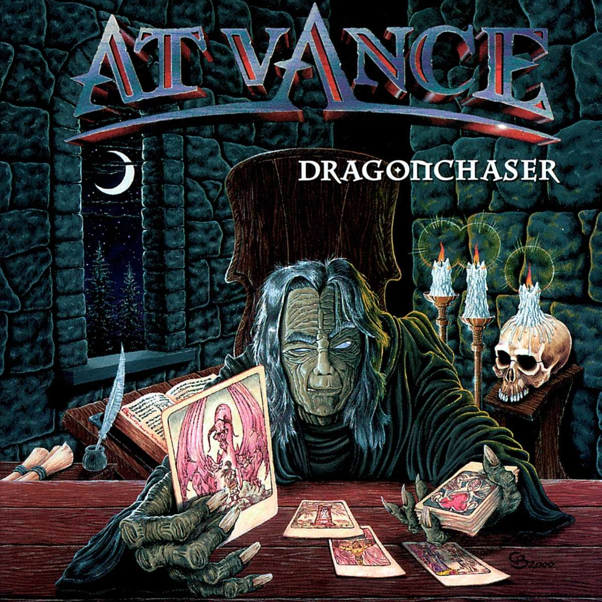 Dragonchaser cover (Click to see larger picture)