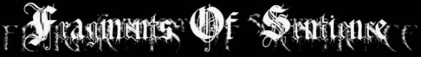 Fragments of Sentience - Logo