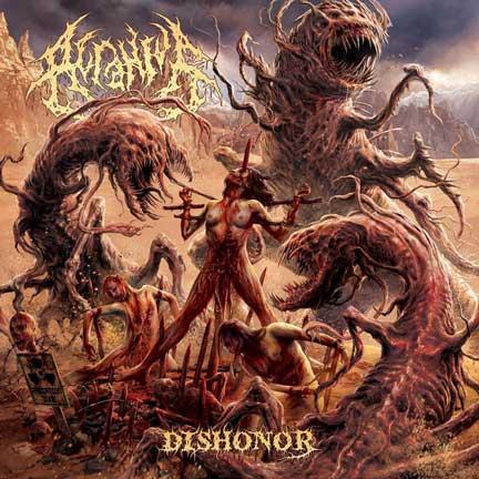 Acranius - Dishonor