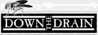 Down the Drain - Logo