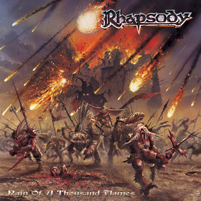 Rhapsody of Fire - Rain of a Thousand Flames