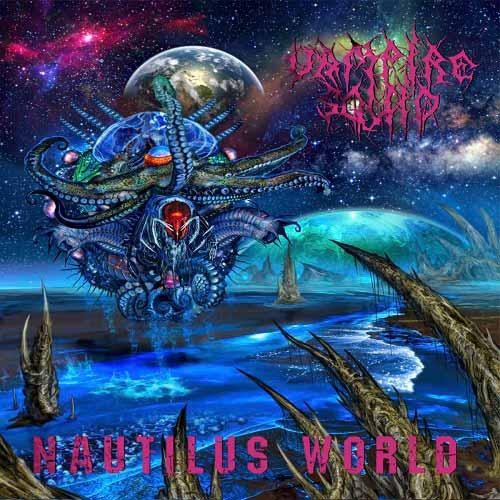 Vampire Squid - Nautilus World