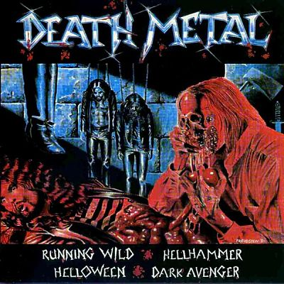 Helloween / Hellhammer / Running Wild / Dark Avenger - Death Metal