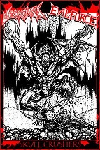 Necrólisis / Evil Force - Skull Crushers