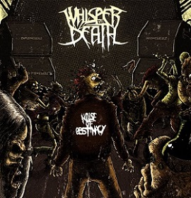 Whisper of Death - Noise of Obstinacy