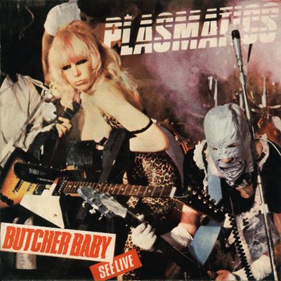 Plasmatics - Butcher Baby / Tight Black Pants