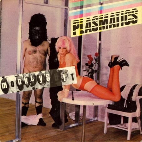 Plasmatics - Monkey Suit
