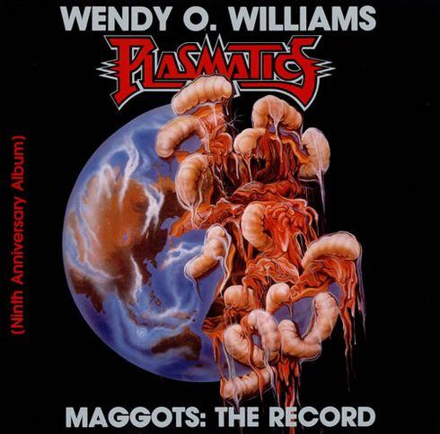 Plasmatics - Maggots: The Record