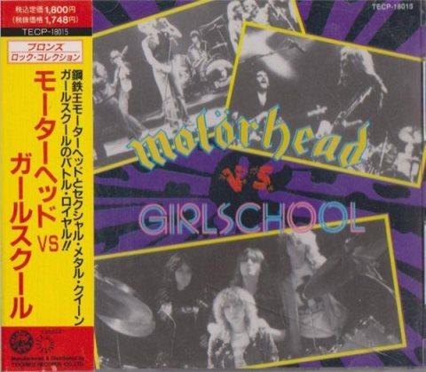 Motörhead / Girlschool - Motörhead vs Girlschool