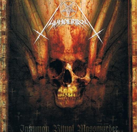 Thunderbolt - Inhuman Ritual Massmurder