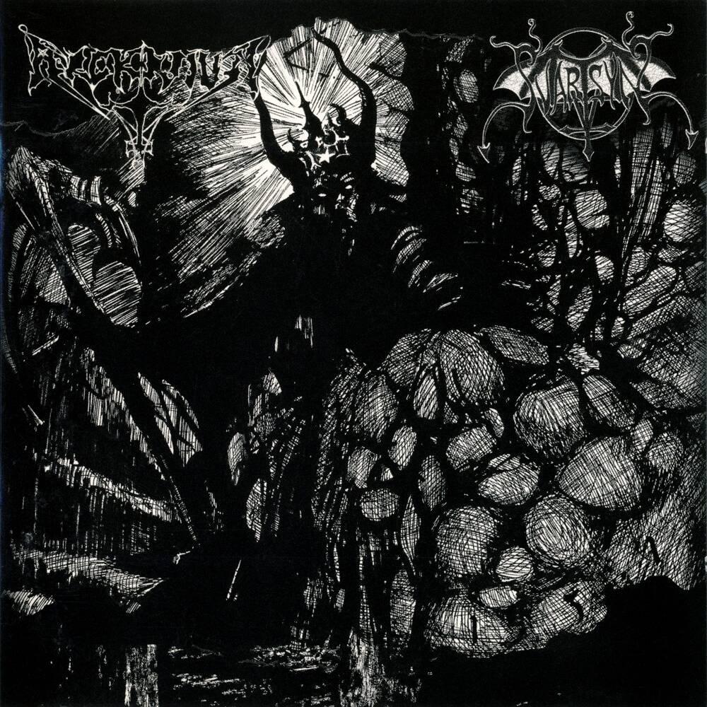Arckanum / Svartsyn - Kaos svarta mar / Skinning the Lambs