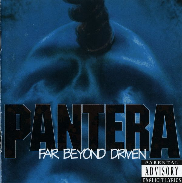 pantera far beyond driven cover - photo #4