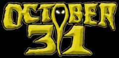 October 31 - Logo