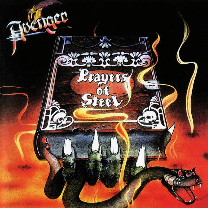 Avenger - Prayers of Steel