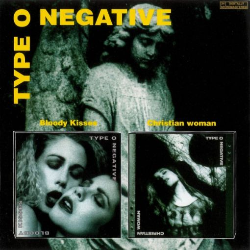 7951e7fd2040 Type O Negative - Bloody Kisses   Christian Woman - Reviews ...