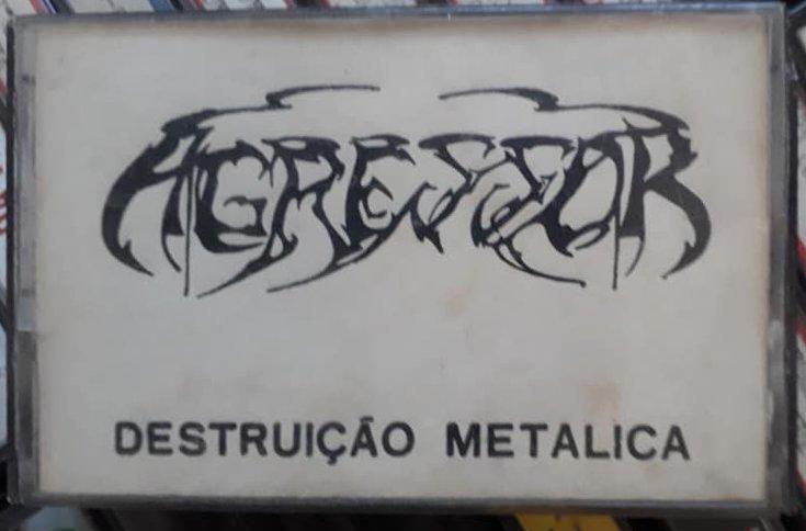 Agressor - Destruição Metálica