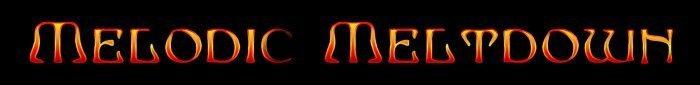 Melodic Meltdown - Logo