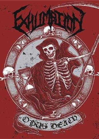 Exhumation - Opus Death