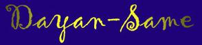 Dayan-Same - Logo
