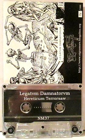 Xerión / Wargoatcult / Hereticum / Terrorsaw - Legatvm Damnatorvm