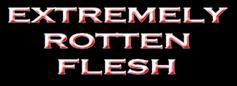 Extremely Rotten Flesh - Logo