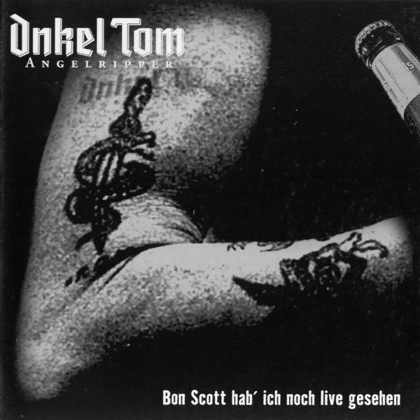 Onkel Tom Angelripper - Bon Scott hab' ich noch live gesehen