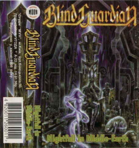 blind guardian nightfall in middle earth encyclopaedia metallum the metal archives. Black Bedroom Furniture Sets. Home Design Ideas