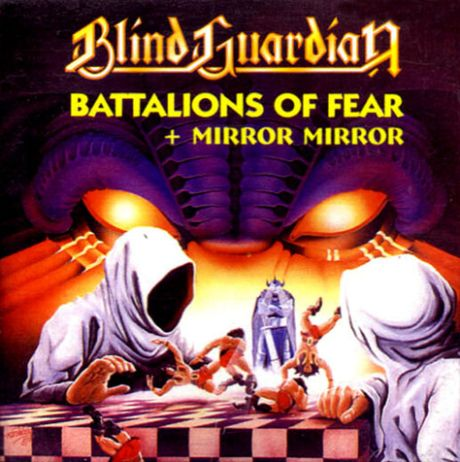 Blind guardian battalions of fear mirror mirror for Mirror mirror blind guardian lyrics