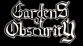 Gardens of Obscurity - Logo