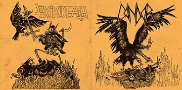 Töxik Death / Condor - Victims of Burning Death