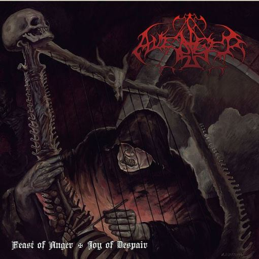 Avenger - Feast of Anger / Joy of Despair
