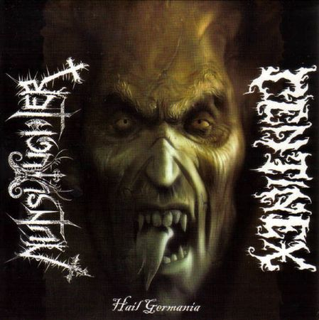 Nunslaughter / Centinex - Hail Germania