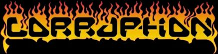 Corruption - Logo