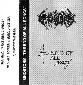Ghostorm - The End of All Songs