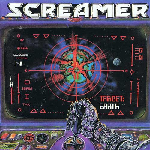 Screamer - Target: Earth