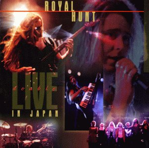 Royal Hunt - Double Live in Japan