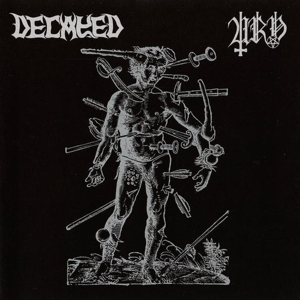 Urn / Decayed - The Nameless Wraith / Morbid Death