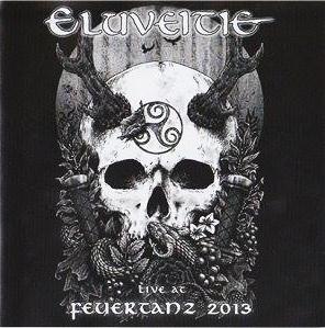 Eluveitie - Live at Feuertanz 2013