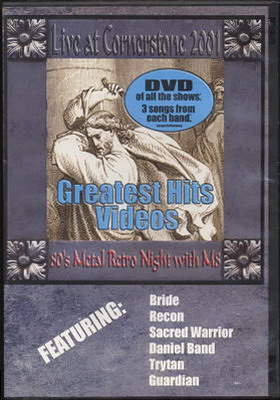 Sacred Warrior / Recon / Bride / Trytan / Guardian - Live at Cornerstone 2001 - Greatest Hits Videos