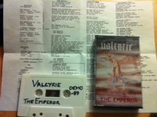 Valcyrie - The Emperor