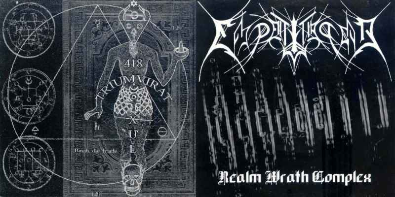 Empaligon / Triumvirat Xul - Realm Wrath Complex / Die Zeremonie des Äquinox
