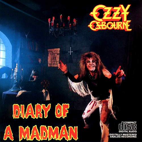 ozzy osbourne diary of a madman encyclopaedia metallum the metal archives. Black Bedroom Furniture Sets. Home Design Ideas