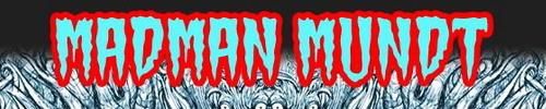 Madman Mundt - Logo