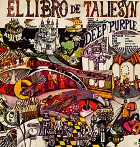 100% genuine best prices no sale tax Deep Purple - El Libro de Taliesyn - Reviews - Encyclopaedia ...