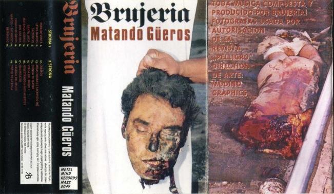 album matando gueros brujeria