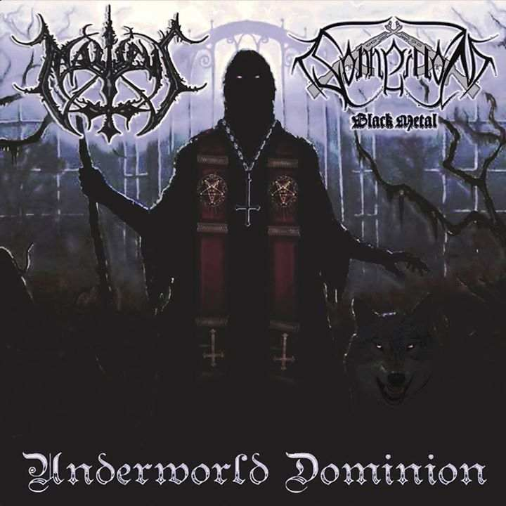 Malleus / Sonneillon BM - Underworld Dominion